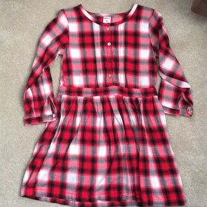 Other - Carter's Plaid Dress size 4